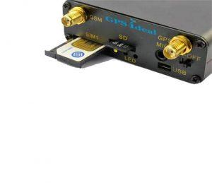 دوربین ردیابی جی پی اس با قابلیت تصویر برداری از داخل کابین خودرو