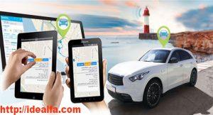 ردیابی آنلاین و ردیابی آفلاین خودرو ماهواره ای